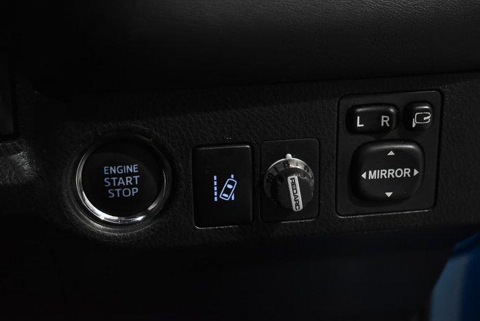 2016 Toyota RAV4 Cruiser ASA44R AWD Blue Gem