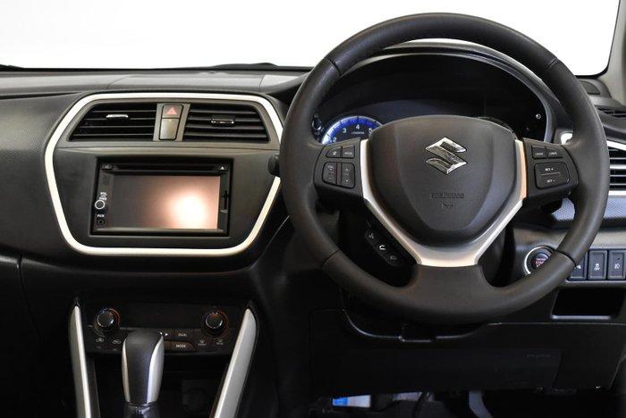 2015 Suzuki S-Cross GLX Prestige JY 4X4 On Demand Crystal Lime