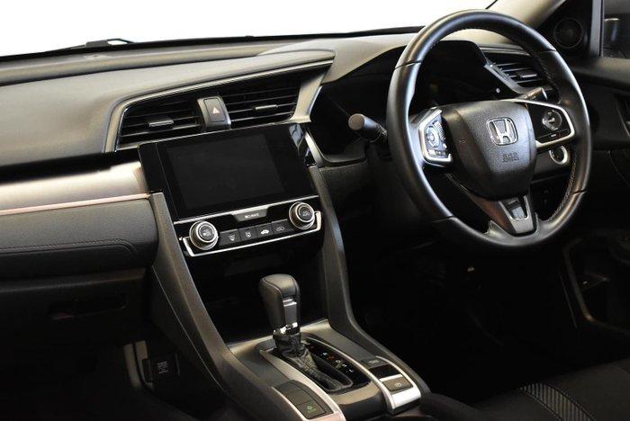 2016 Honda Civic VTi-S 10th Gen MY16 Modern Steel