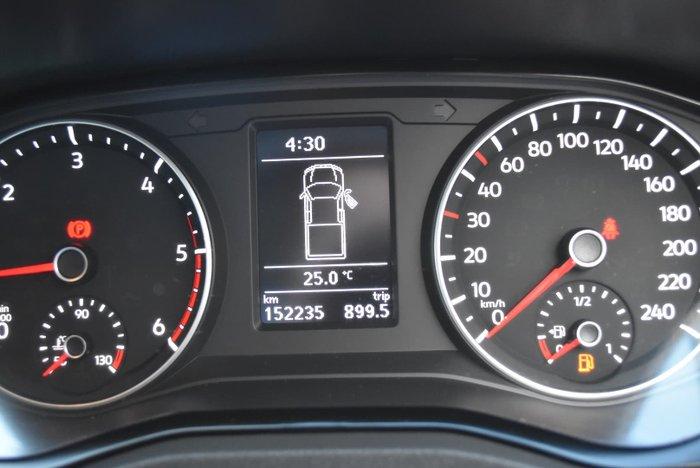 2016 Volkswagen Amarok TDI400 2H MY16 4X4 Dual Range Candy White