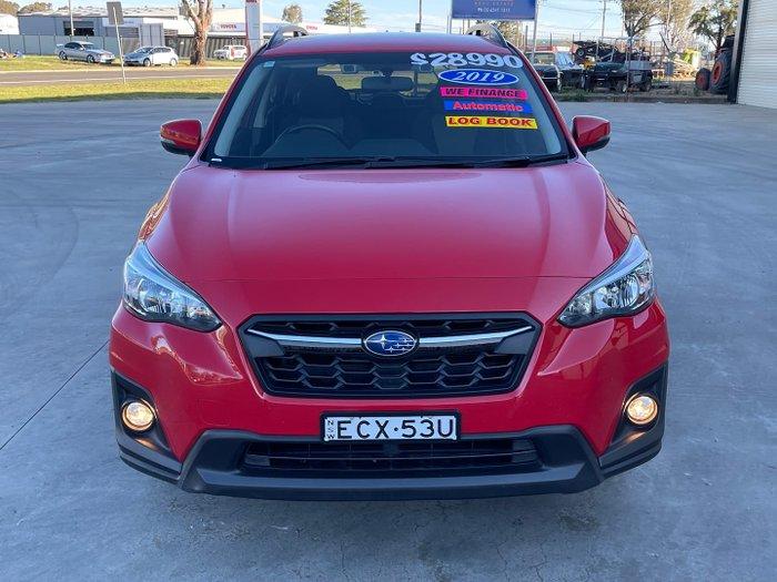2019 Subaru XV 2.0i-L G5X MY19 AWD Pure Red