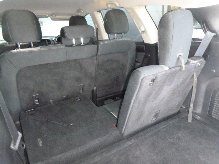 2017 Nissan Pathfinder ST R52 Series II MY17 4X4 On Demand Ivory Pearl