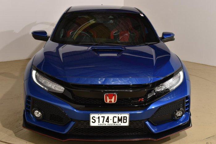 2017 Honda Civic Type R 10th Gen MY17 Brilliant Sporty Blue