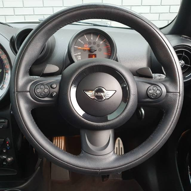 2014 MINI Countryman Cooper S R60 MY15 BLACK