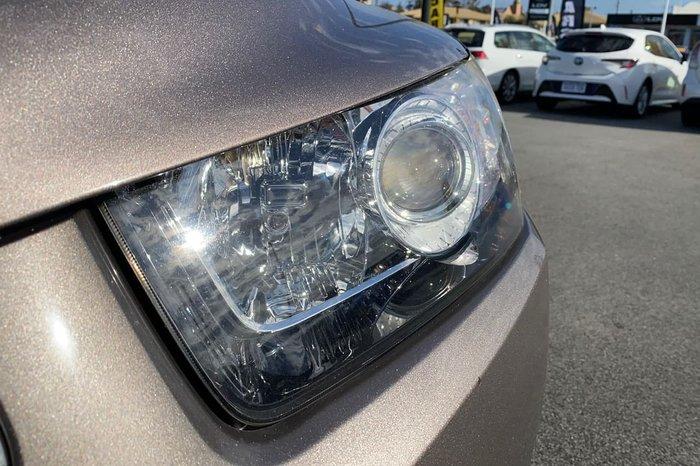 2015 Holden Captiva 7 LT CG MY15 AWD Brown
