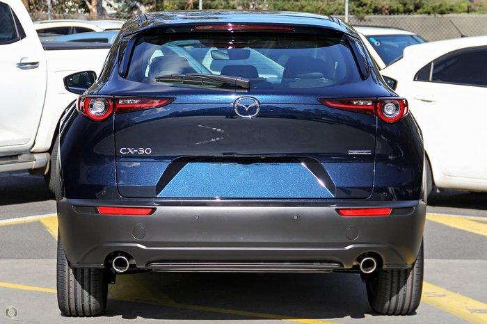 2021 Mazda CX-30 G20 Touring DM Series Blue