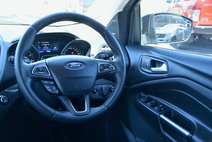 2017 Ford Escape Titanium ZG AWD Grey