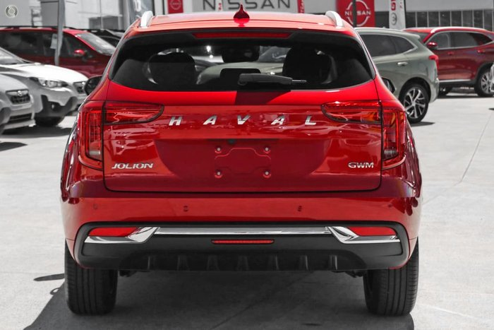 2021 Haval Jolion Ultra A01 Mars Red