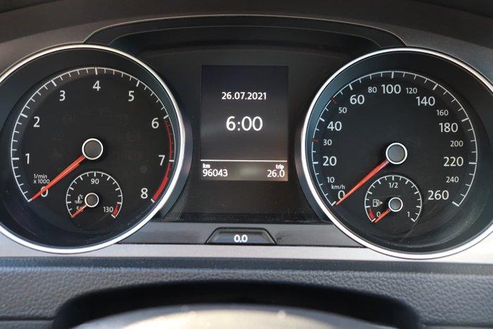 2013 Volkswagen Golf 90TSI 7 Blue