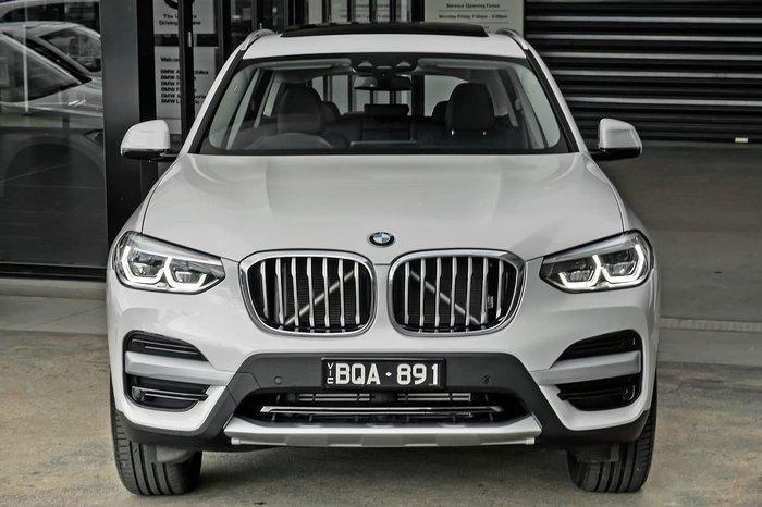 2021 BMW X3 sDrive20i G01 White