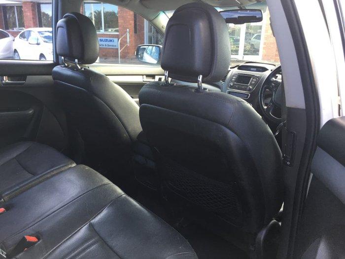 2012 Kia Sorento SLi XM MY13 4X4 On Demand White
