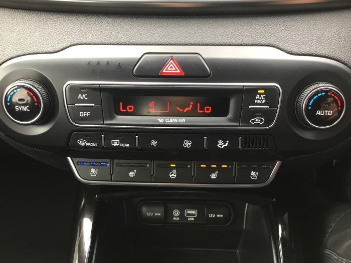 2017 Kia Sorento GT-Line UM MY18 AWD Snow White Pearl