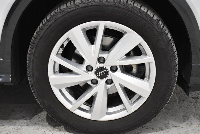 2021 Audi Q2 35 TFSI GA MY21 White