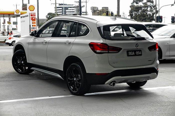 2021 BMW X1 sDrive18i F48 LCI White