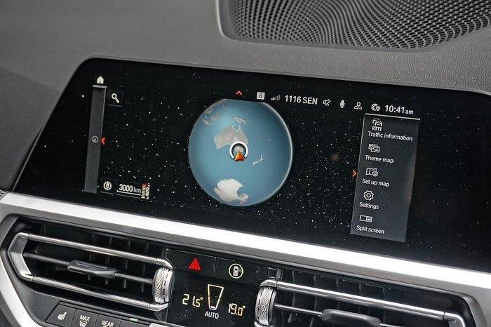 2021 BMW 3 Series 330i M Sport G21 Black