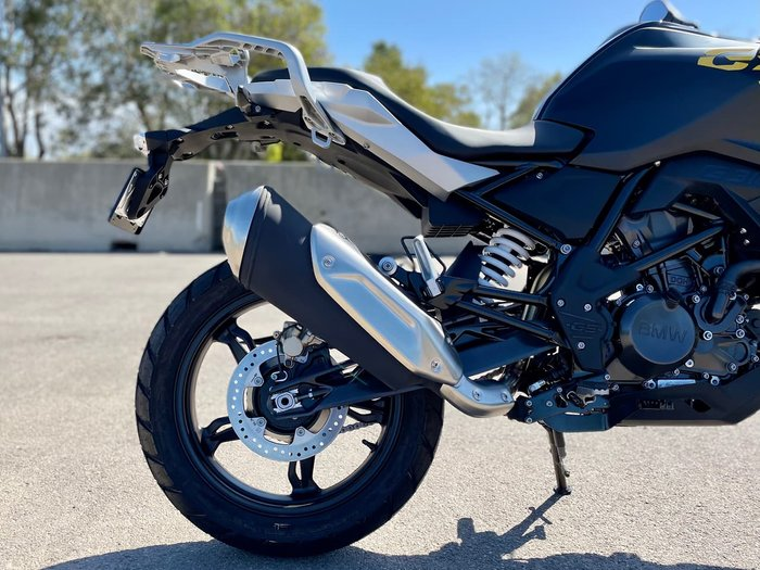 2021 BMW G 310 GS Black