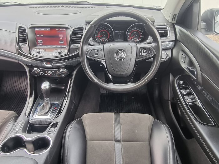 2017 Holden Commodore SV6 VF Series II MY17 Silver
