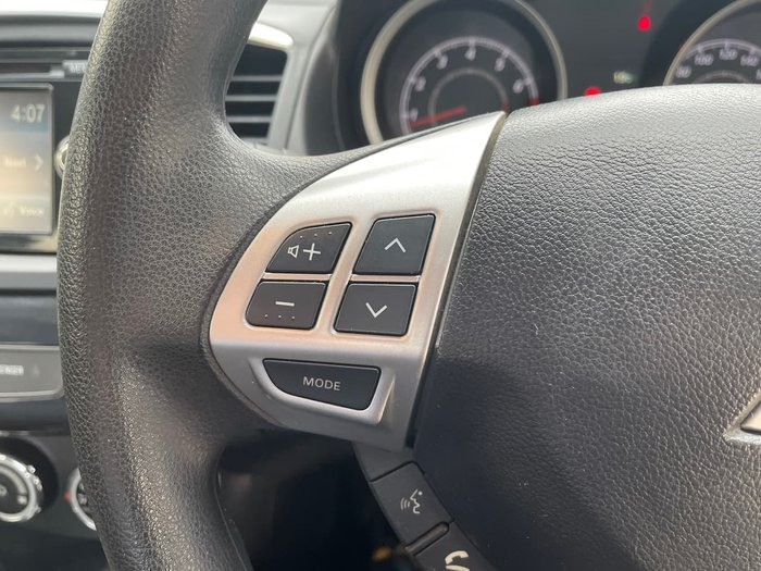 2017 Mitsubishi Lancer ES Sport CF MY17 Grey