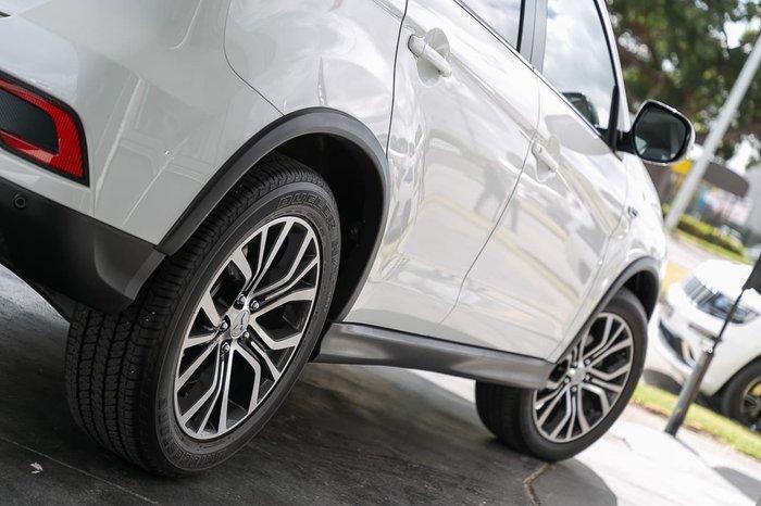 2019 Mitsubishi ASX LS XC MY19 White