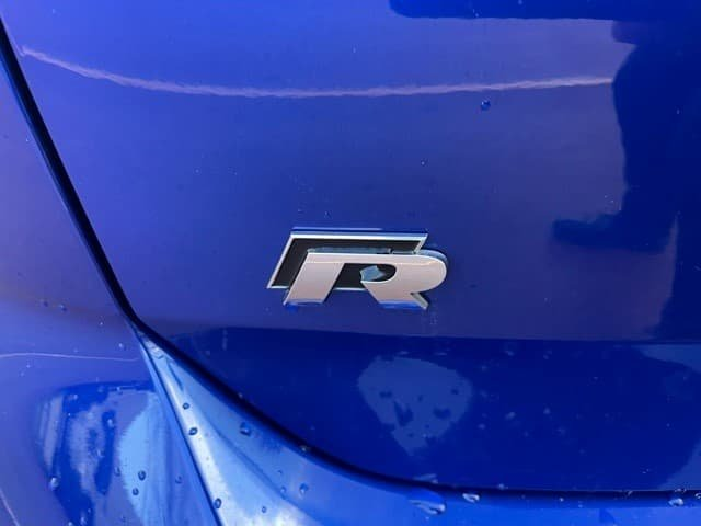 2014 Volkswagen Golf R 7 MY14 Four Wheel Drive Lapiz Blue