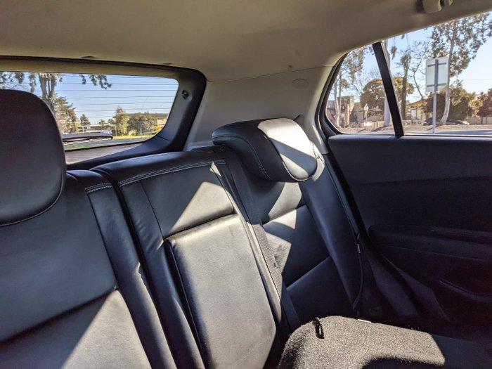 2013 Holden Trax LTZ TJ MY14 Summit White