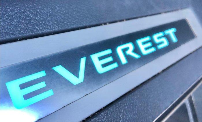 2016 Ford Everest Titanium UA 4X4 Dual Range Aluminium