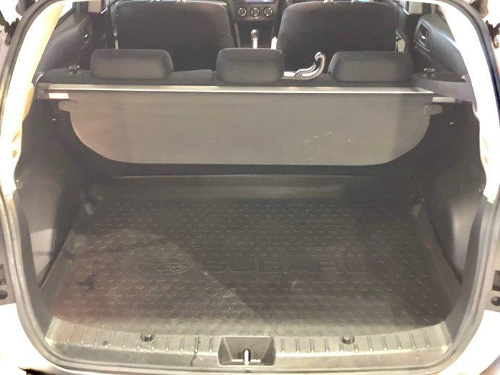 2013 Subaru Impreza 2.0i-L G4 MY13 AWD Ice Silver
