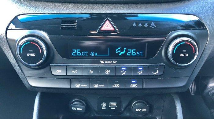 2015 Hyundai Tucson Elite TLe AWD Ara Blue