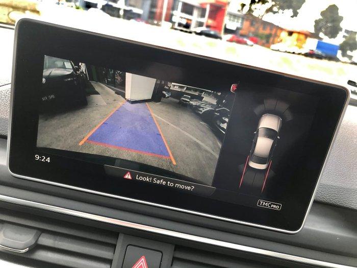 2016 Audi A4 sport B9 MY16 Four Wheel Drive Monsoon Grey
