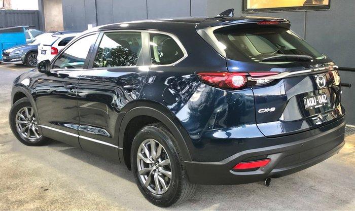 2017 Mazda CX-9 Sport TC Deep Crystal Blue