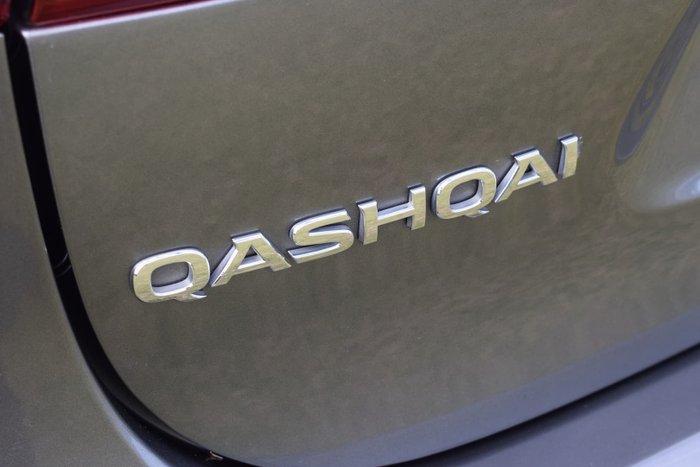 2016 Nissan QASHQAI ST J11 Gun Metallic