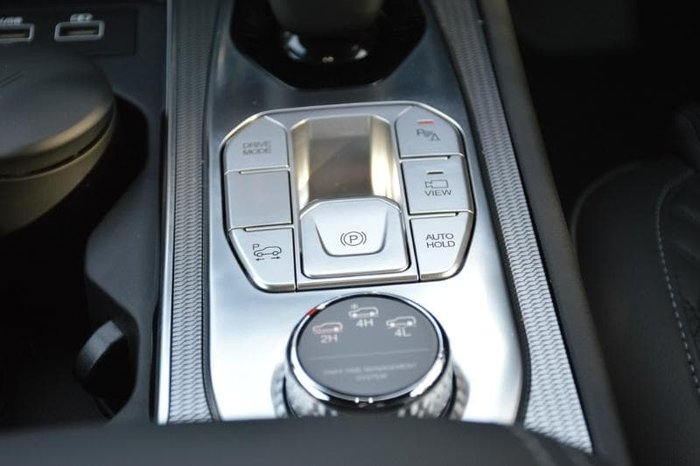 2021 SsangYong Rexton Ultimate Y450 MY21 4X4 Dual Range Fine Silver
