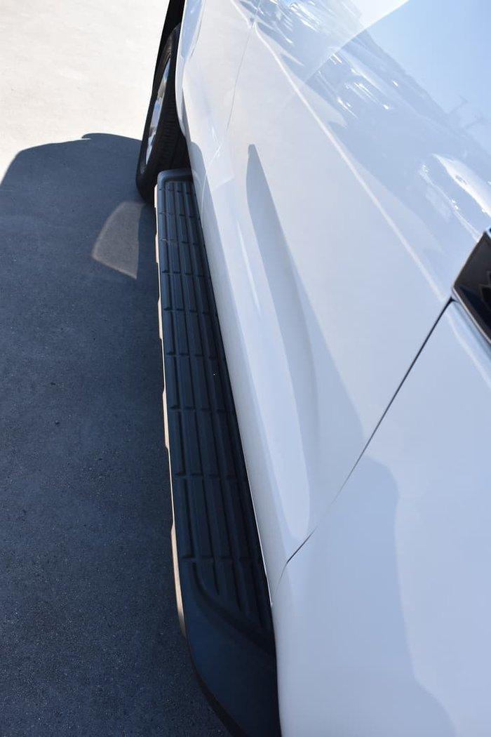 2018 Ford Ranger XLT PX MkII MY18 4X4 Dual Range Frozen White