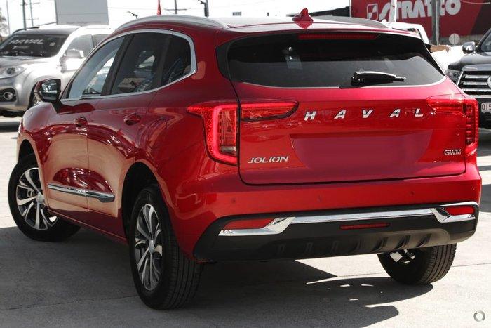 2021 Haval Jolion Lux LE A01 Red