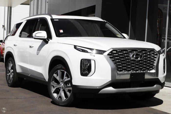 2021 Hyundai Palisade Elite