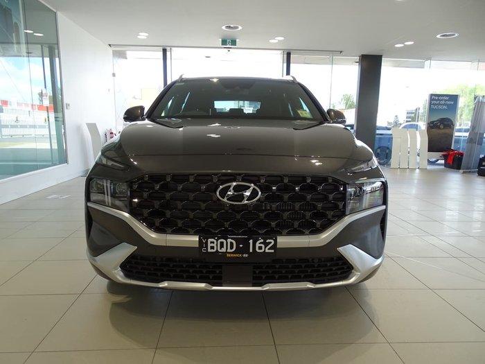 2021 Hyundai Santa Fe Highlander TM.V3 MY21 4X4 On Demand Green