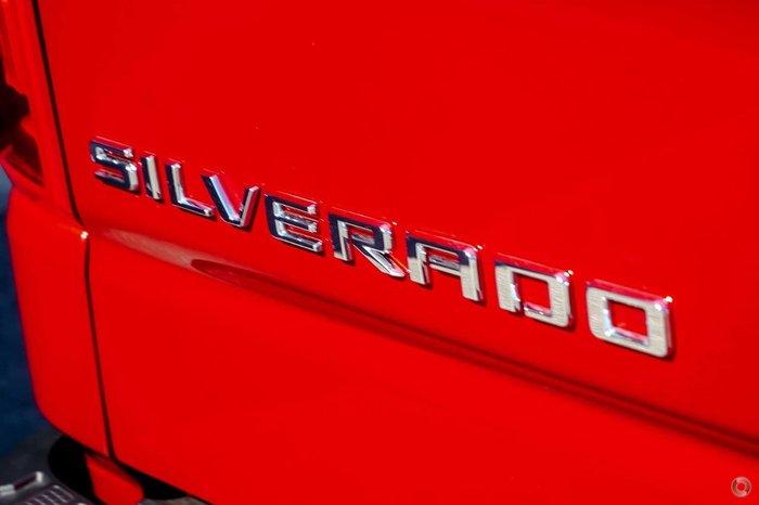 2021 Chevrolet Silverado 1500 LT Trail Boss T1 MY21 4X4 Red