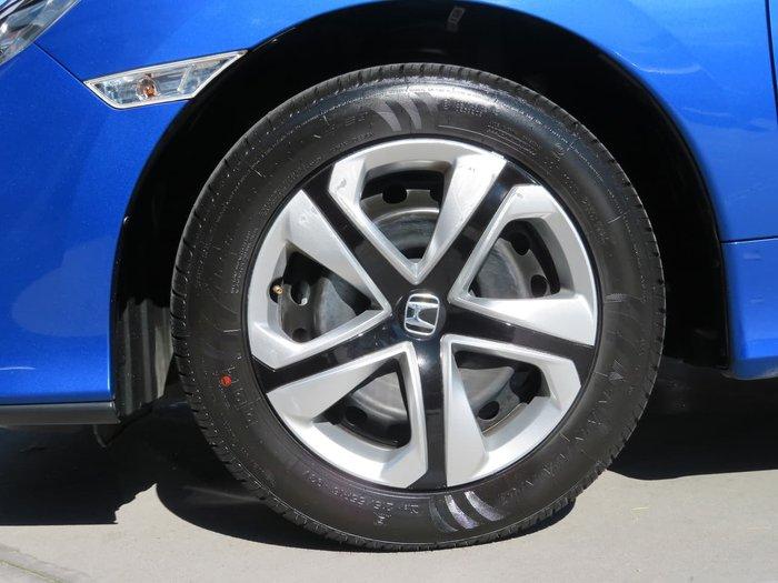 2018 Honda Civic VTi 10th Gen MY18 Blue