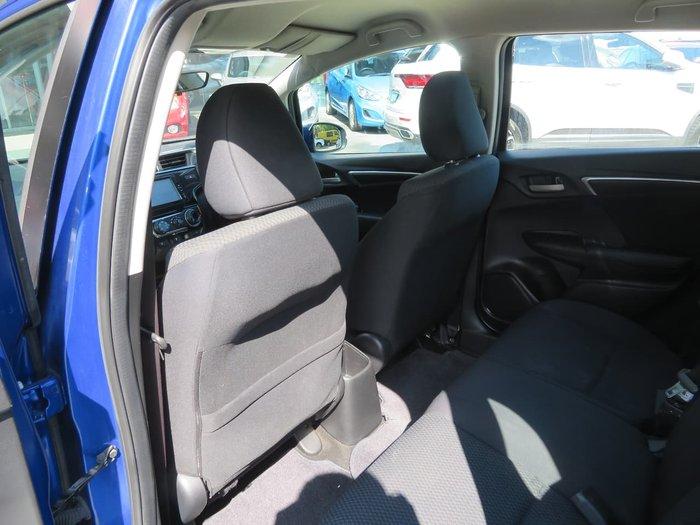 2017 Honda Jazz VTi GF MY17 Blue