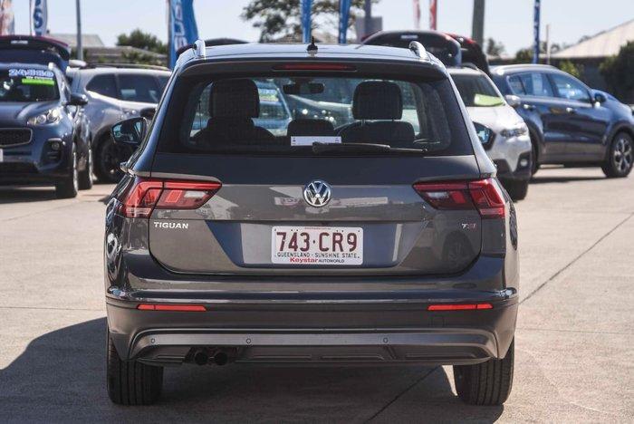 2017 Volkswagen Tiguan 110TSI Comfortline 5N MY17 Grey