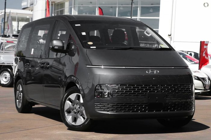 2021 Hyundai STARIA US4.V1 MY22 AWD Grey
