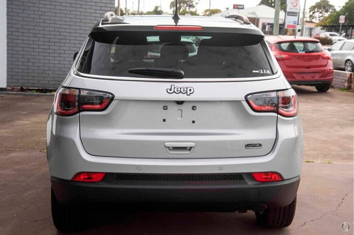 2021 Jeep Compass Launch Edition M6 MY21 Grey