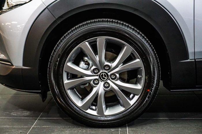 2021 Mazda CX-30 G20 Evolve DM Series Silver