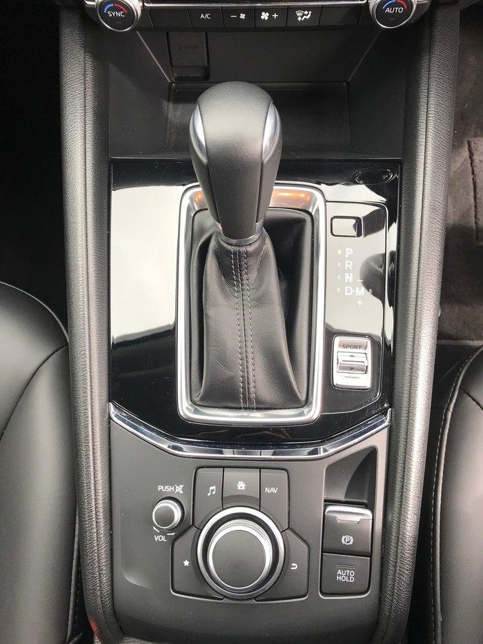 2018 Mazda CX-5 Touring KF Series AWD White
