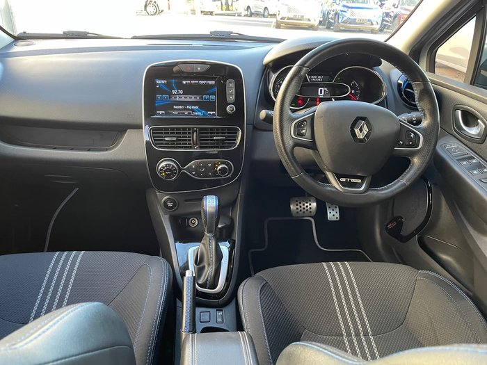 2017 Renault Clio GT-Line IV B98 Phase 2 Silver