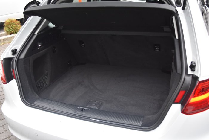 2015 Audi A3 Attraction 8V MY15 White