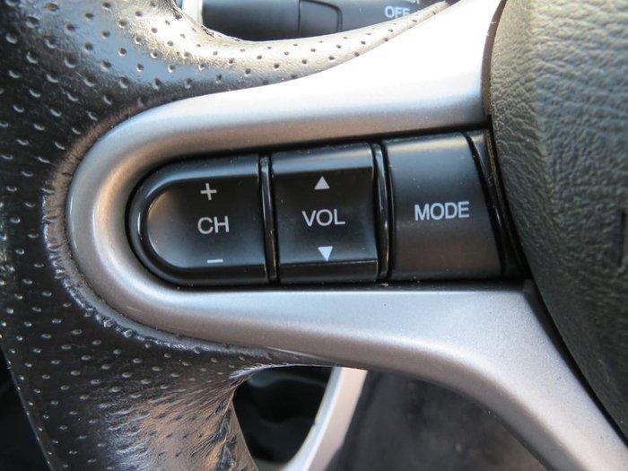2009 Honda City VTi-L GM MY09 White