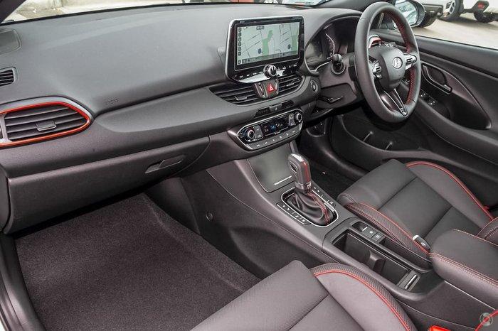 2021 Hyundai i30 N Line Premium PD.V4 MY21 White
