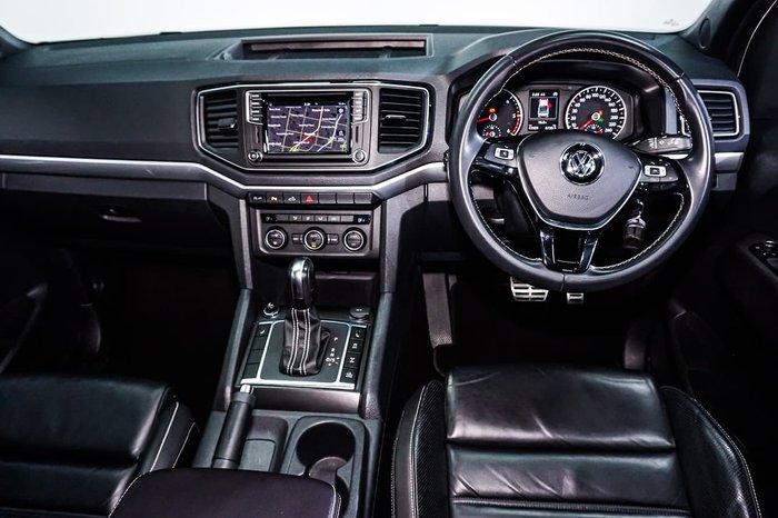2019 Volkswagen Amarok TDI580 Ultimate 2H MY19 4X4 Constant White
