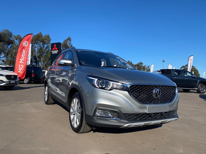 2021 MG ZS Excite AZS1 MY21 Silver